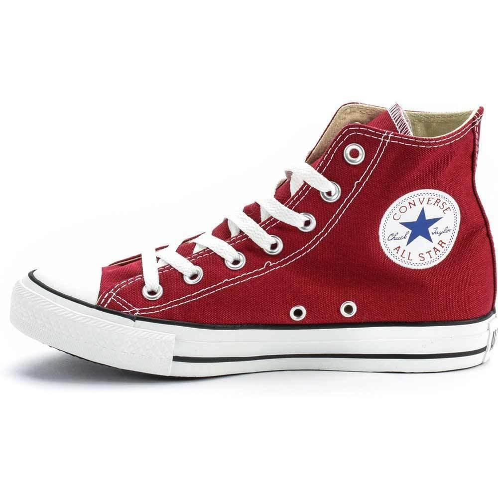 Chuck Taylor  All Star Conversare Ct HI Jester rosso Unisex scarpe 136503F  vendita di fama mondiale online