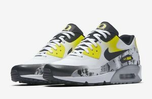 Nike Doernbecher Air Max 90 Oregon Ducks AH6830-100 MENS SIZE 8