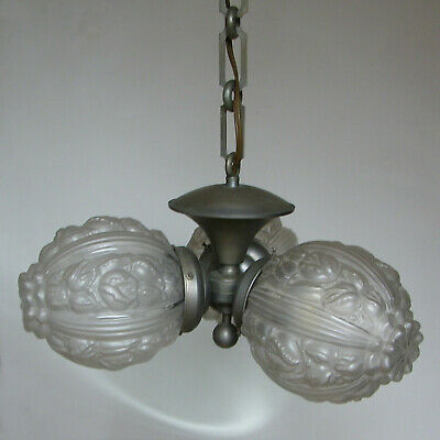 French Pressed Molded Gl Globes