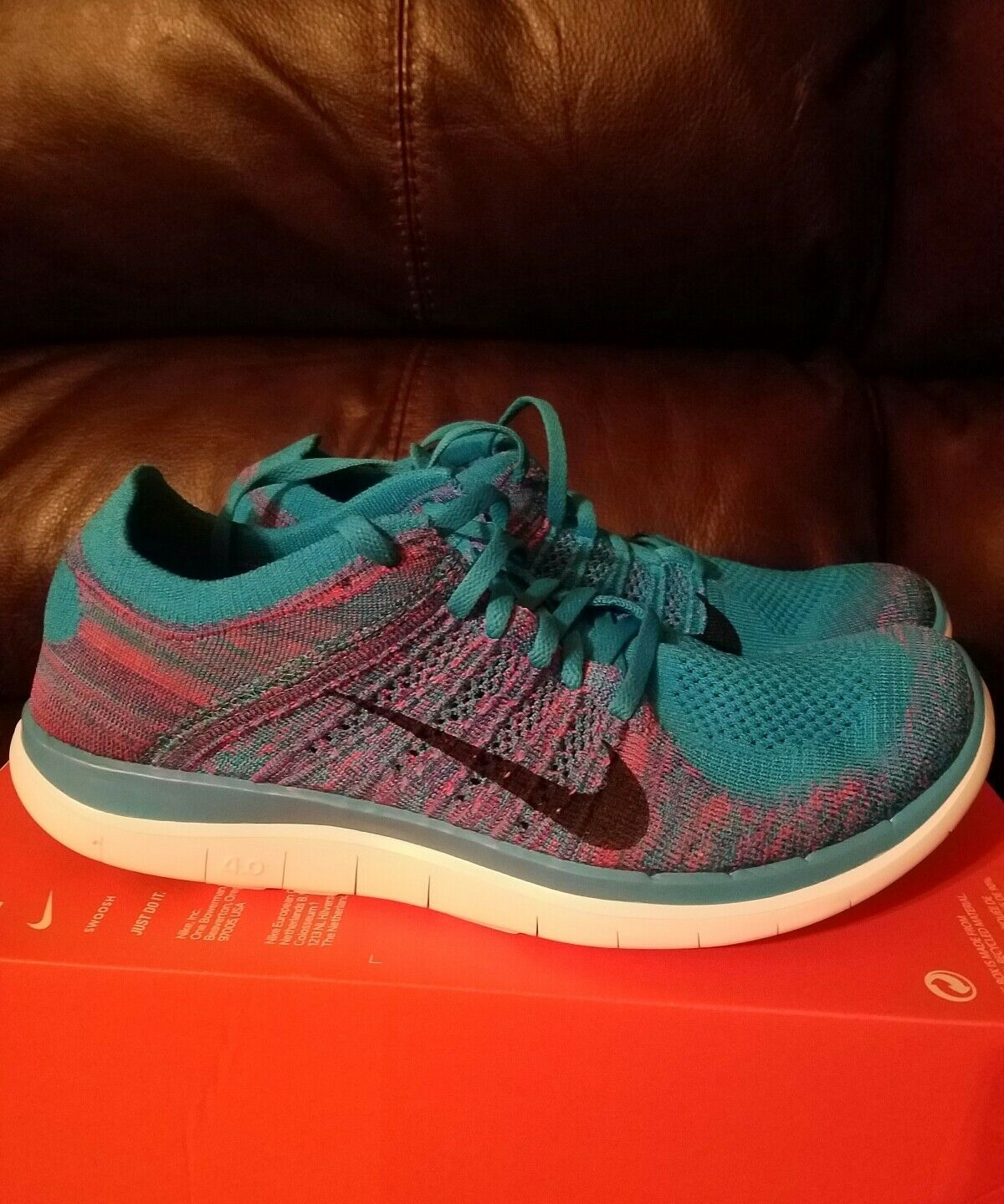 Nike free 4.0 flyknit  Cheap and fashionable