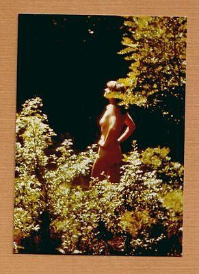 ORIGINAL Aktfoto aus Ungarn 1970er Jahre 045.    9 x 12 cm
