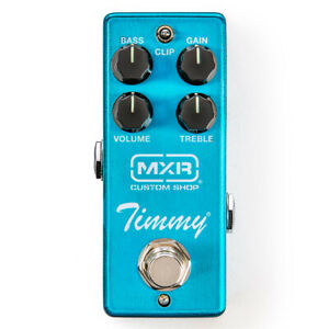 New MXR M89 Bass Overdrive Pedal Bass Effect Pedal