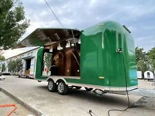 Beautiful 2021 Custom Vintage Style Boutique Trailer 19 Ft With Gold Interior