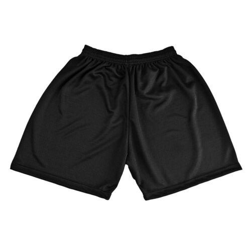 Sports Shorts Zeco School Uniform Girls//Boys//Adults Mesh//Honeycomb P.E BS3083