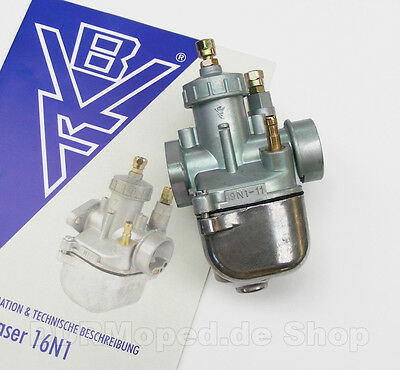 19n1-11 Tuning Carburateur-Set BVF Qualité Pour Samson s50 s51 s70 Schwalbe Star