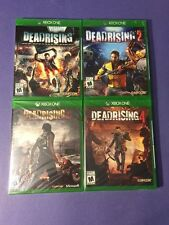Dead Rising Collection Pack *1 & 2 & 3 & 4* (XBOX ONE) NEW