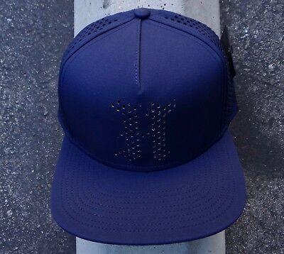 New The Hundreds Skate Mesh Pine Navy Mens Trucker Snapback Hat HTHD-84