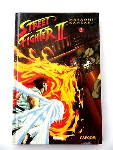 Book-Comics-Street-Fighter-II-2-Capcom-Glenat-Masaomi-Kanzaki-No-2-IN-French