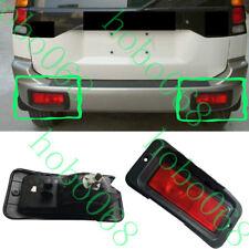 2x For Mitsubishi Pajero Shogun Sport 1998 08 Car Rear Tail Fog Light Turn Lamps