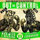 Zebrahead X Man With a Mission - out of Control CD RUDENETWOR