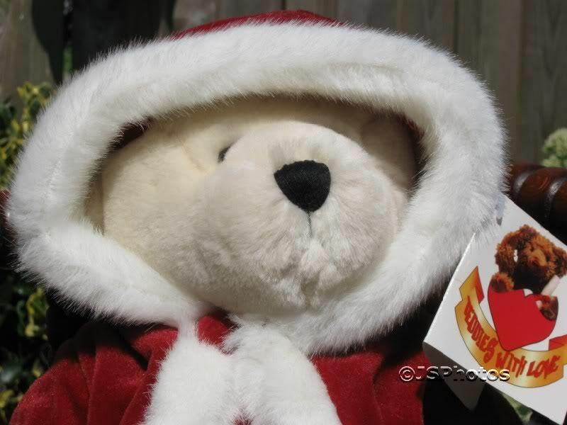 Metro Soft Soft Soft Toys Thirsk UK Christina Christmas Bear 4536d7