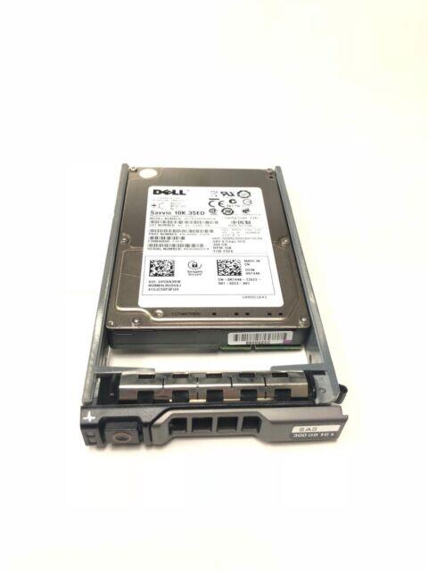 R744K DELL 0R744K ST9300503SS 300GB 10K 6G SFF 2.5'' SAS HDD HARD DRIVE W/ Tray