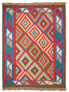 Persian-Qashqai-Kilim-Rug-200x152cm