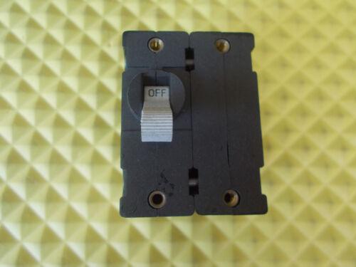 Airpax UPGF66-30513-32 5 Amp Dual Pole Circuit Breaker