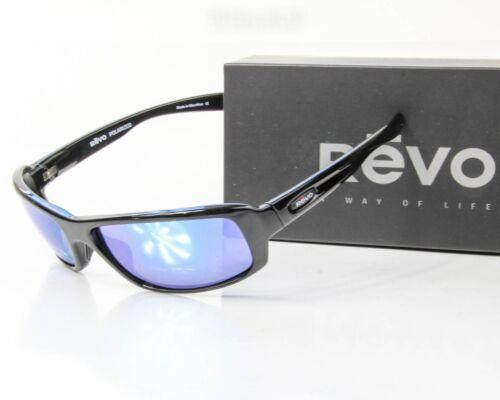 Nero blu Revo Converge Sole O Nero Nuovo A Polarizzati Da grigio Occhiali SwYaSqxRv