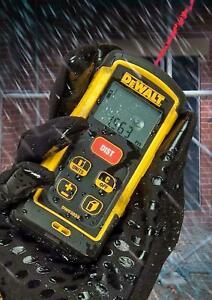 New ! Dewalt DW03050-XJ 50M Laser Distance Measurer