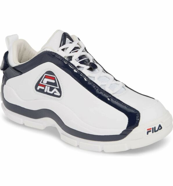 FILA Grant Hill 96 Low Basketball Shoes
