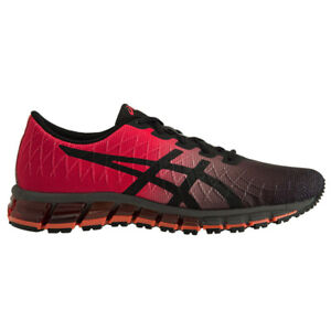 ASICS Men's Gel-Quantum 180 4 Red/Black Running Shoes 1021A104.600 NEW