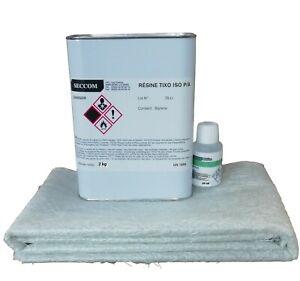 Kit-2-kg-Resine-polyester-ISO-60-ml-catalyseur-2-M-MAT-300-g-m-pipette