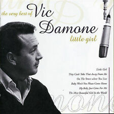 Vic Damone  Little Girl: The Very Best of Vic Damone (CD, Dec-2003, EMI)