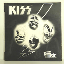 KISS BLOCKBUSTER BONUS CD 1996