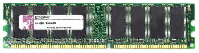 256MB Kingston DDR1 RAM PC3200U 400MHz CL3 KT326667-041-SAFCC / HP 326667-041