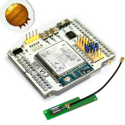 new Low power modes High-Speed WiFi Shield Module For Arduino