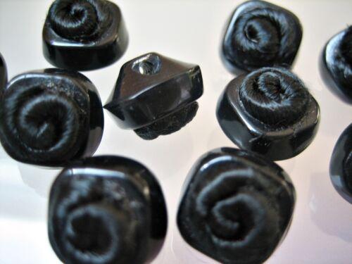 #04-10 kleine Posamentenknöpfe Trachtenknopf 11mm Blusenknopf