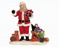 Lemax Christmas Village Santas Gift For Billy 92284