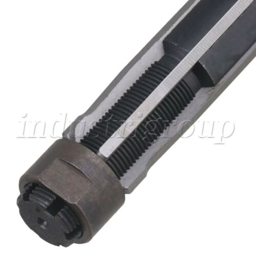 High Speed Steel 29.5-33.5mm Cutting Dia Adjustable Hand Operated Reamer