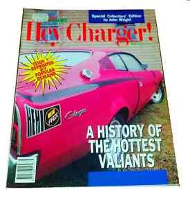 Hey-Charger-magazine-issue-1-Reprint-Valiant-RTCharger-Drifter-Pacer-GLX-Regal