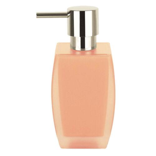 Modern Art Deco Pastel Couleur Salle de bains Accessoires Square Designer Set Tasse Verre