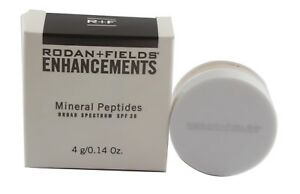 0ed97326509 Image is loading Rodan-Fields-Enhancements-Mineral-Peptides-Loose-Powder-SPF -