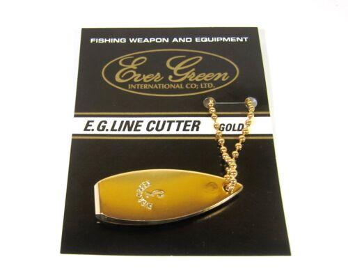 4832 Evergreen Line Cutter Stainless Steel Gold