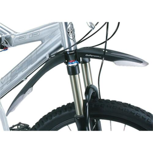 "Topeak DeFender M1 Fahrrad Steck Fahrrad Schutzblech 26 /"" Zoll MTB Federgabel"