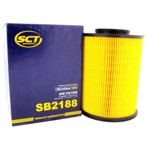 SCT Luftfilter SB2188 Motorfilter Servicefilter Ersatzfilter Volvo S40 II