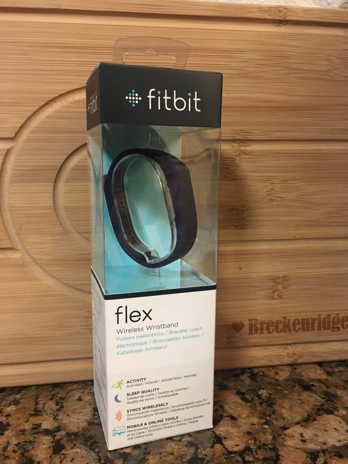 Nuevo Sellado Fitbit Flex rastreador de actividad + Muñequera Inalámbrico (pequeños y grandes)