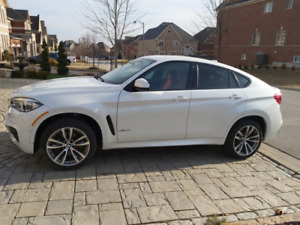 ALMOST BRAND NEW 2018 BMW X6 35i M SPORTS PACKAGE SUV