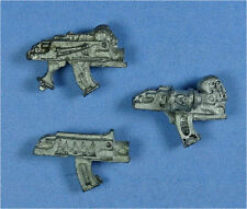 CITADEL - Space Marines - Legion of the Damned - 3 Weapons Guns - Warhammer 40K