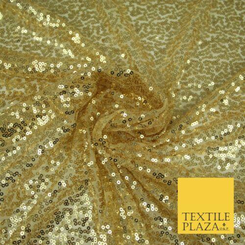Vestido de lujo Lentejuelas Brillante Brillante Stretch Malla Fina Tul neto Tela de todos los colores