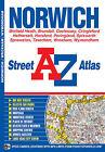 Norwich Street Atlas by Geographers' A-Z Map Company (Paperback, 2012)