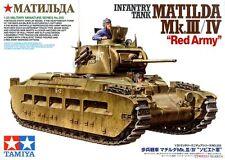 1/35 Tamiya Infantry Tank Matilda Mk.III/IV `Red Army` #35355