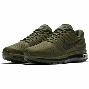 Details about Nike Air Max 2017 SE Cargo Khaki/Black Trainers Sneakers  Men`s Shoes AQ8628-300