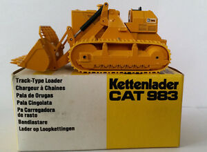 CATERPILLAR 983 LADERAUPE/ NZG 1:50 OVP / RARE!! - Bad Soden-Salmünster, Deutschland - CATERPILLAR 983 LADERAUPE/ NZG 1:50 OVP / RARE!! - Bad Soden-Salmünster, Deutschland