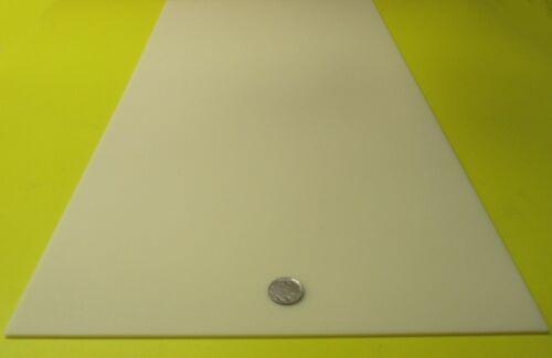 "Smooth Both Sides ABS Natural Sheets .125/"" x 12/"" x 24/"" 1//8/"""