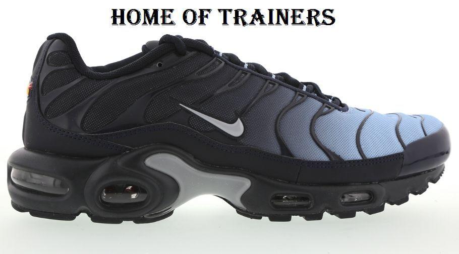 Nike sintonizzati 1 buio ossidiana uomini formatori tutte le misure