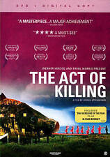 The Act of Killing (DVD, 2014, 2-Disc Set)