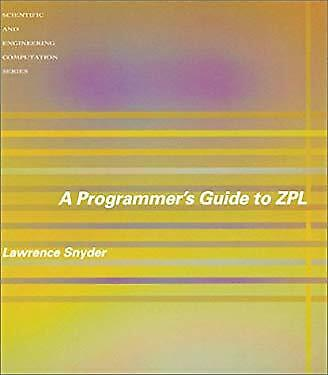 Programmer's Guide to ZPL Paperback Lawrence Snyder