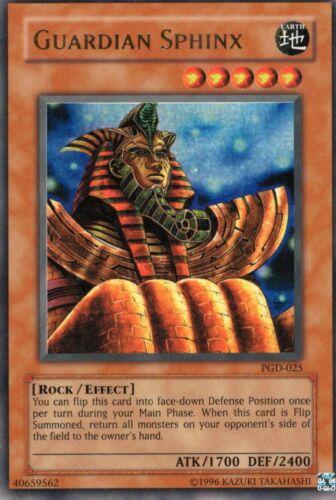 PGD PGD-025 Pharaonic Guardian Guardian Sphinx - Ultra Rare DE NM
