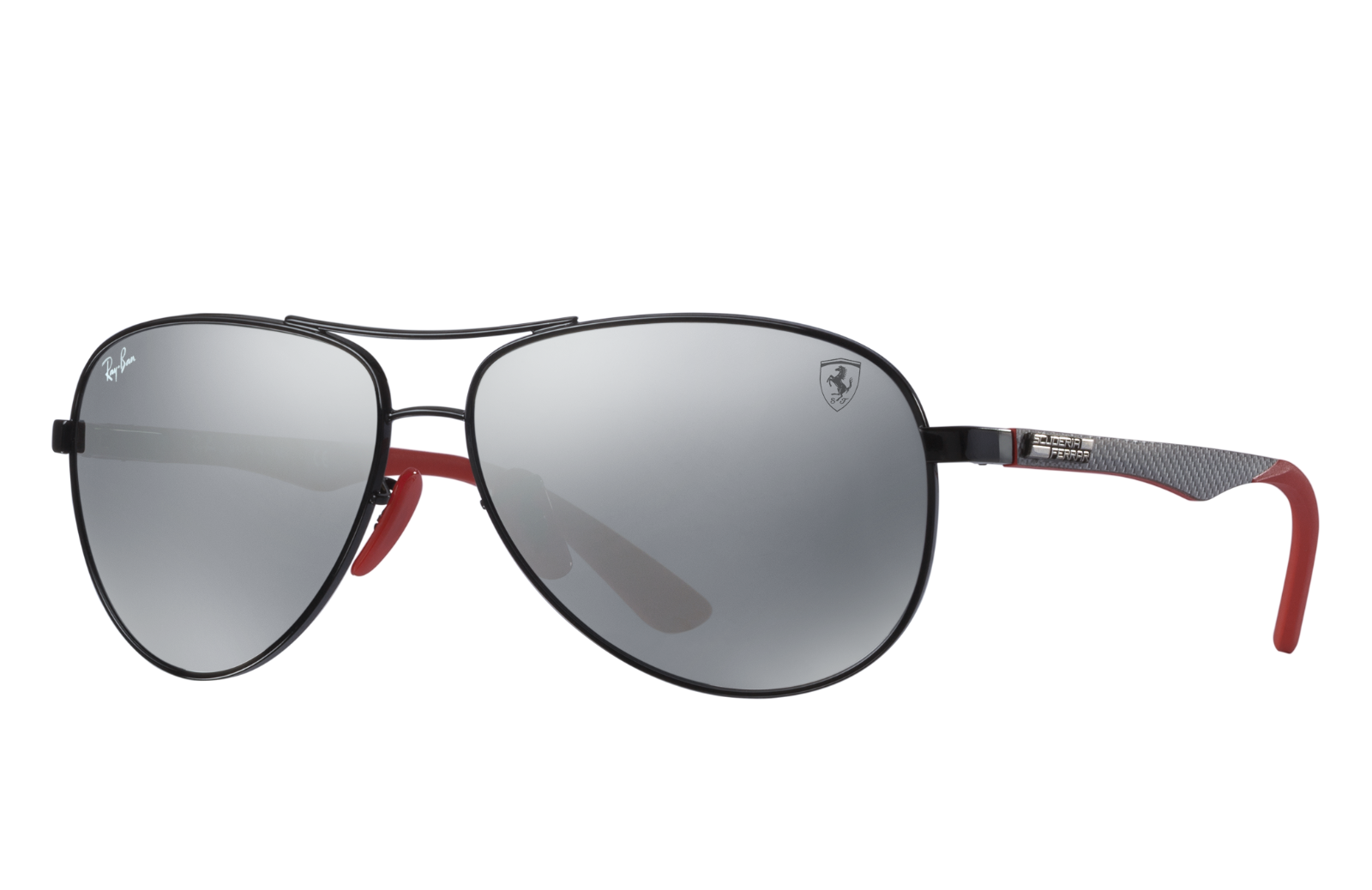 ray ban ferrari sunglasses carbon fiber